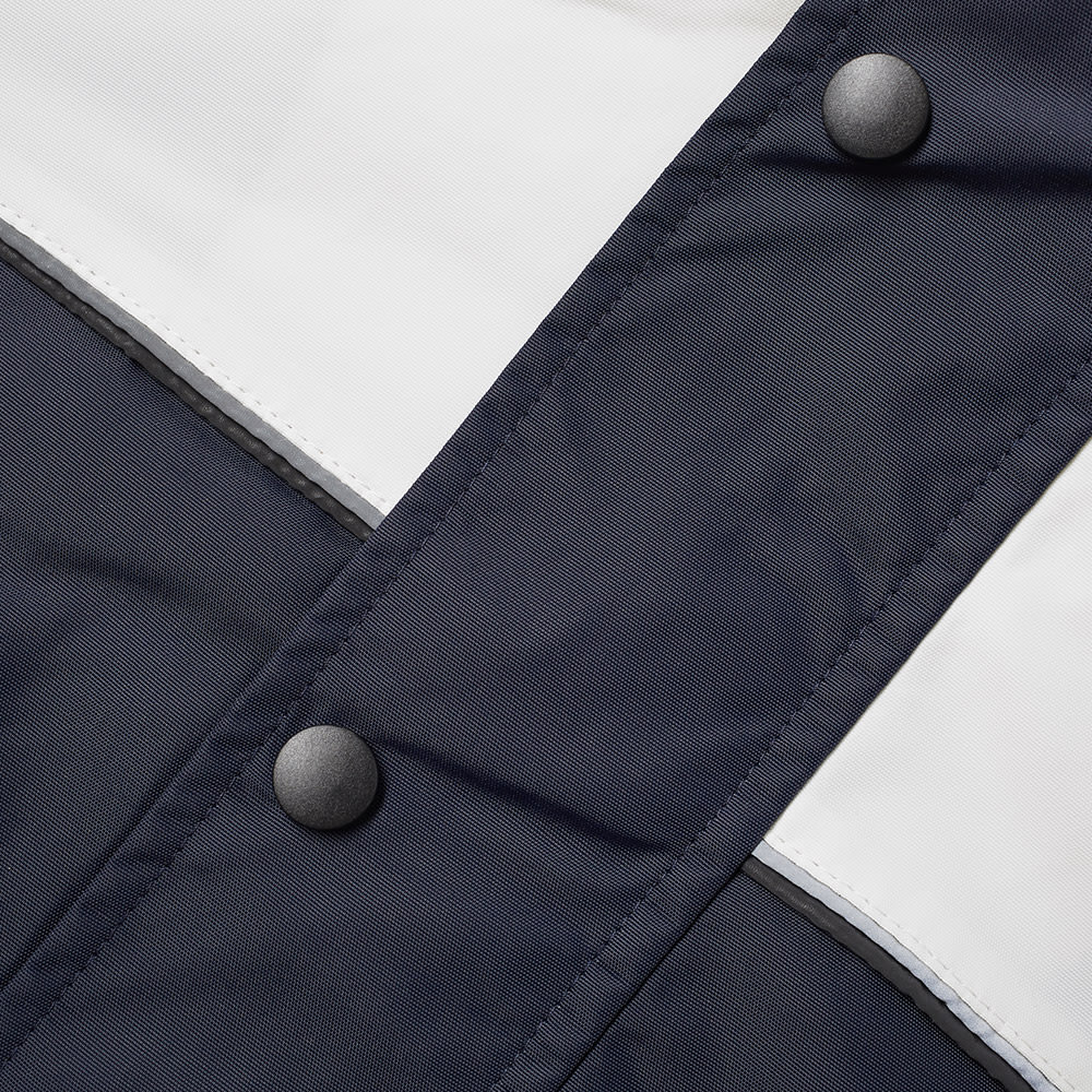 PACCBET Hooded Anorak - Navy