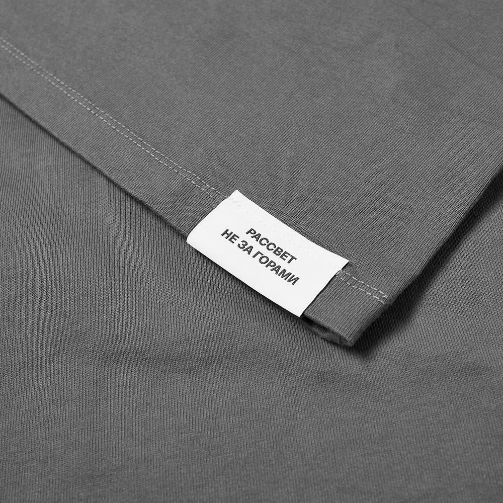 PACCBET Print Logo Tee - Grey