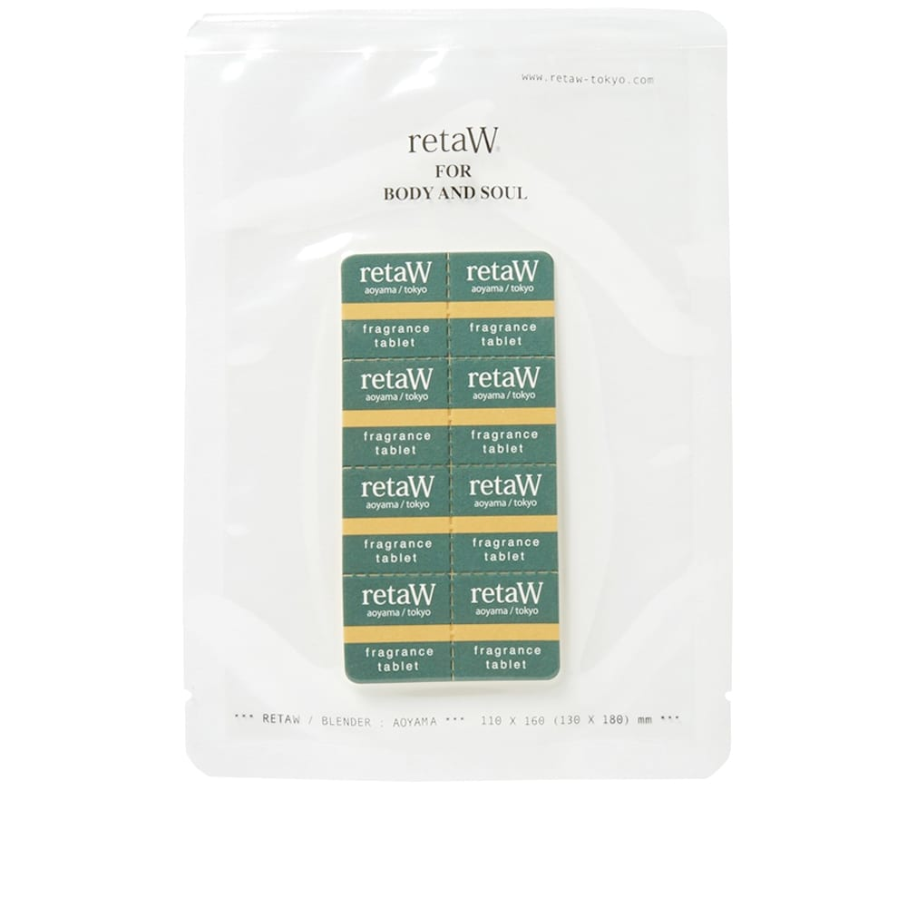retaW Fragrance Tablet - Evelyn*