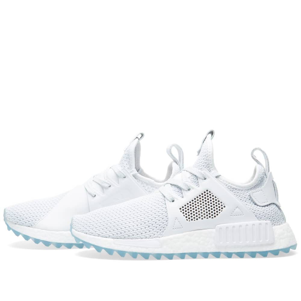 Adidas Consortium x Titolo NMD_R1 Trail - White & Clear