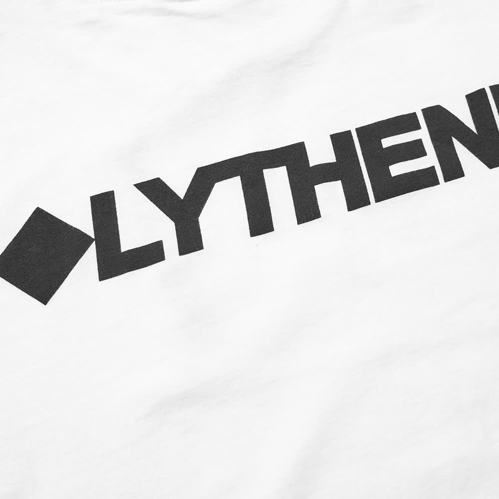 Polythene Optics Logo Tee - White