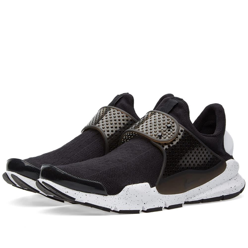 Nike Sock Dart SE Black \u0026 White   END.