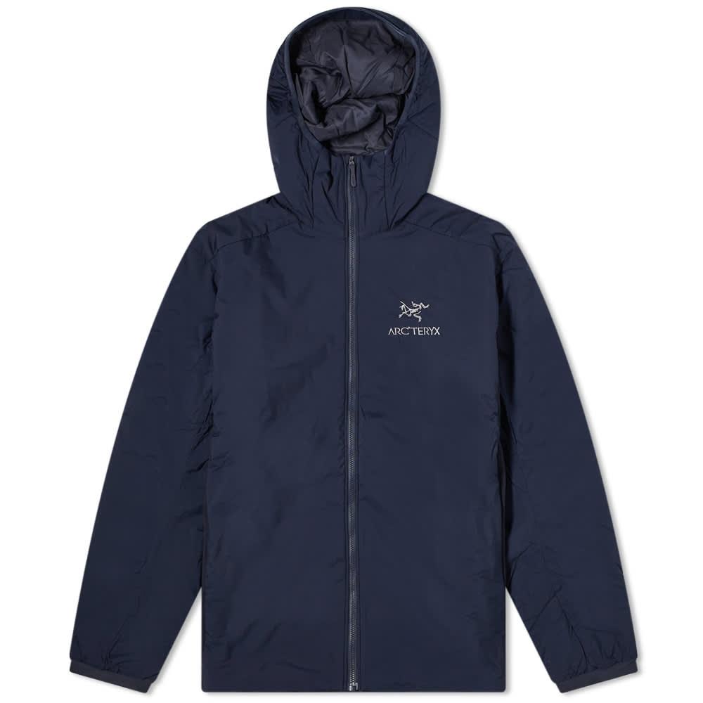 Arc'teryx Atom LT Packable Hooded Jacket - Kingfisher Navy