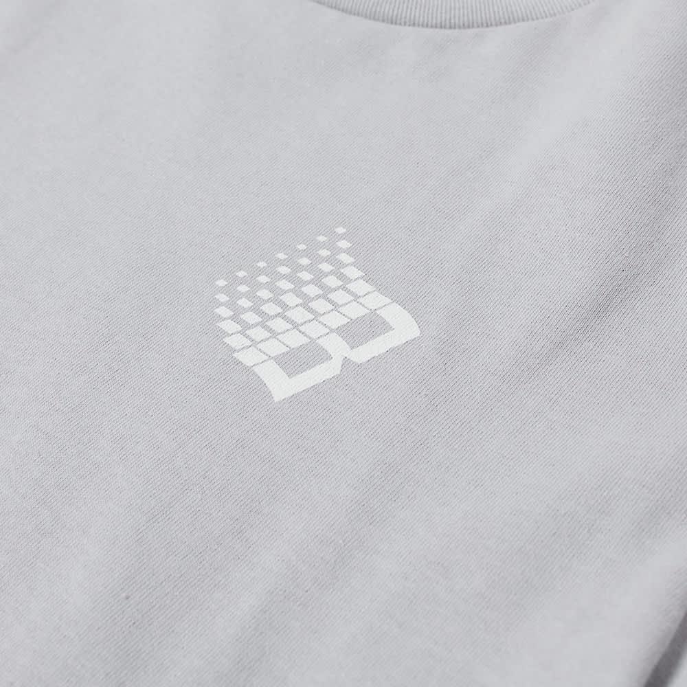 Bronze 56k Vx B Logo Tee - Silver