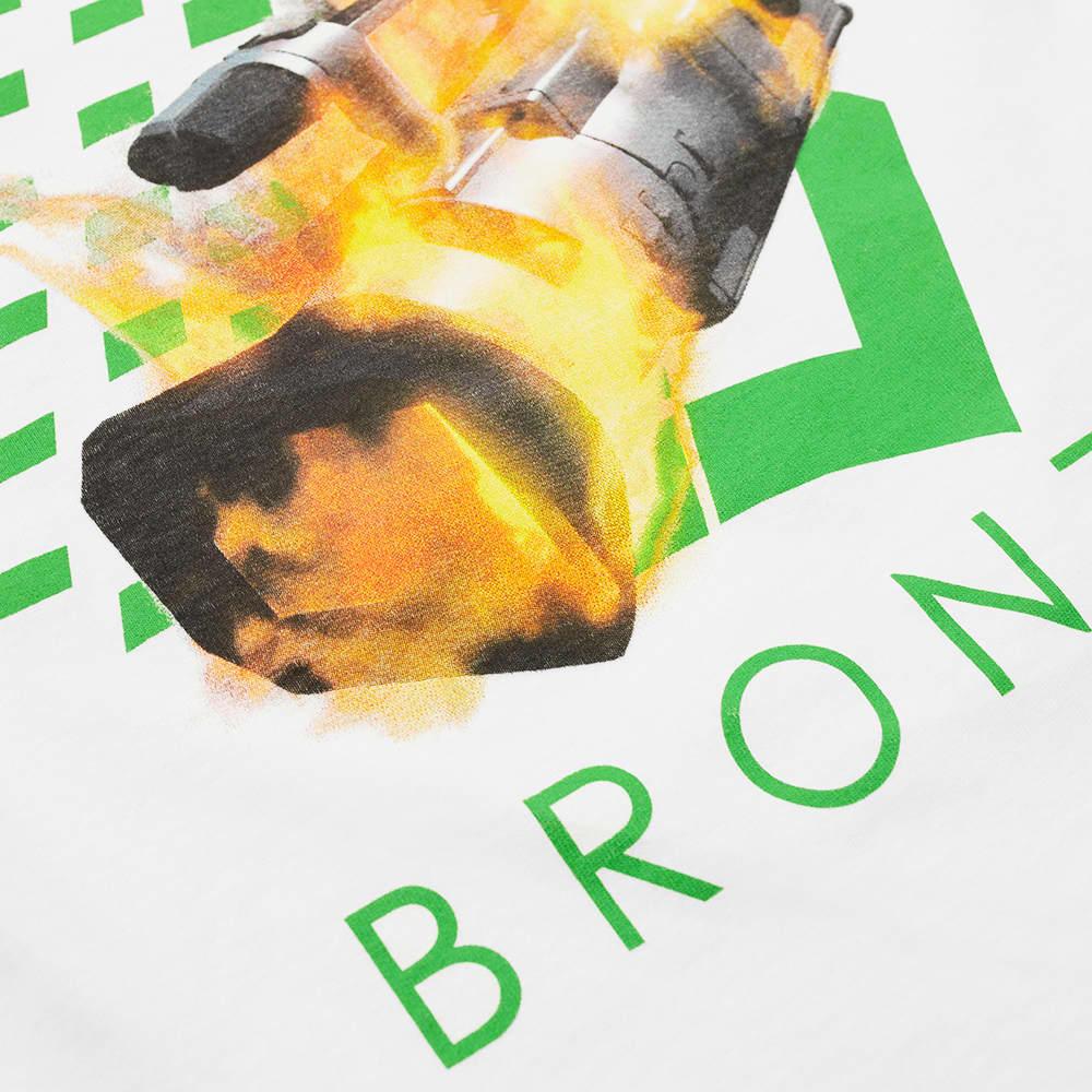 Bronze 56k Vx B Logo Tee - White