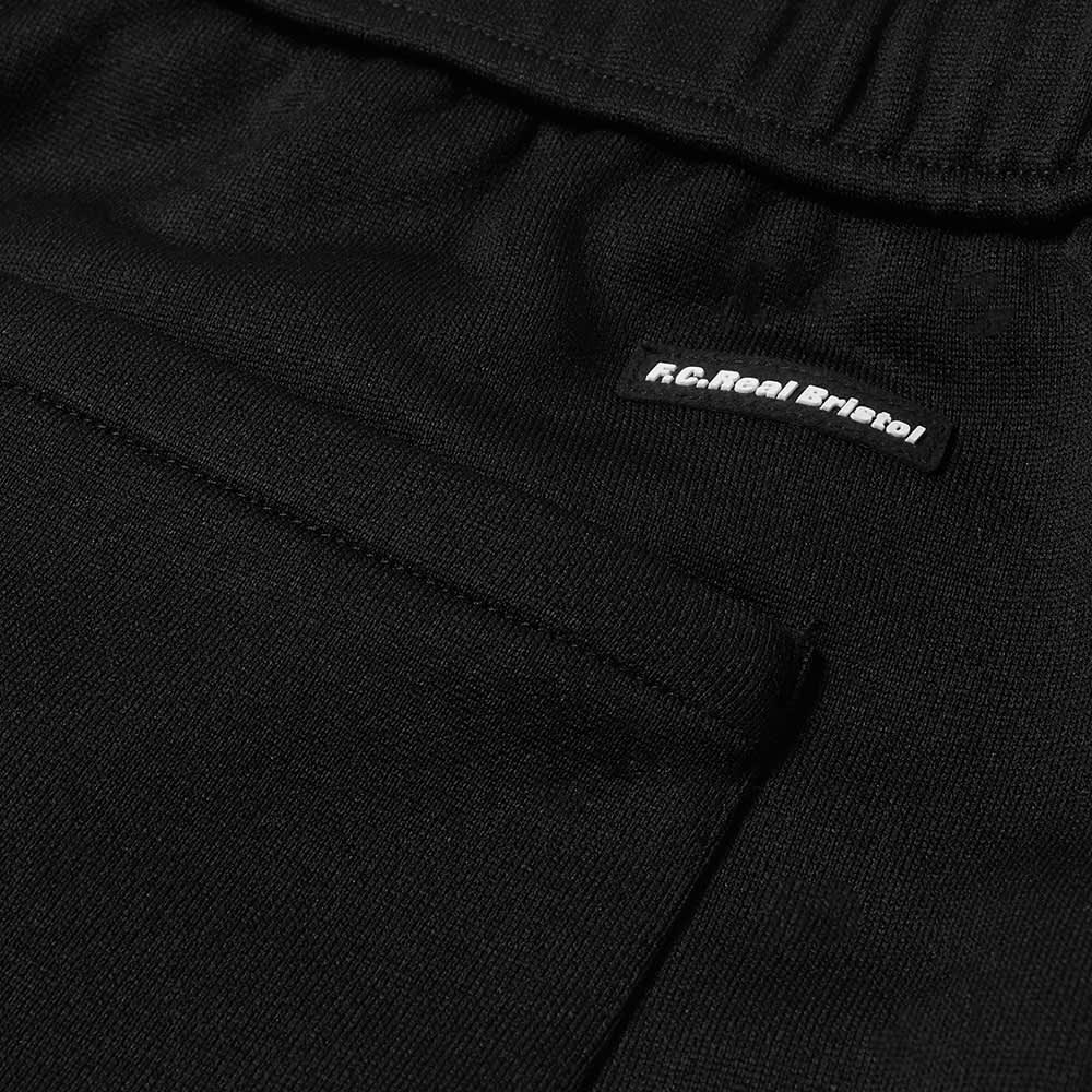 F.C. Real Bristol Tech Mini Loopback Short - Black & White