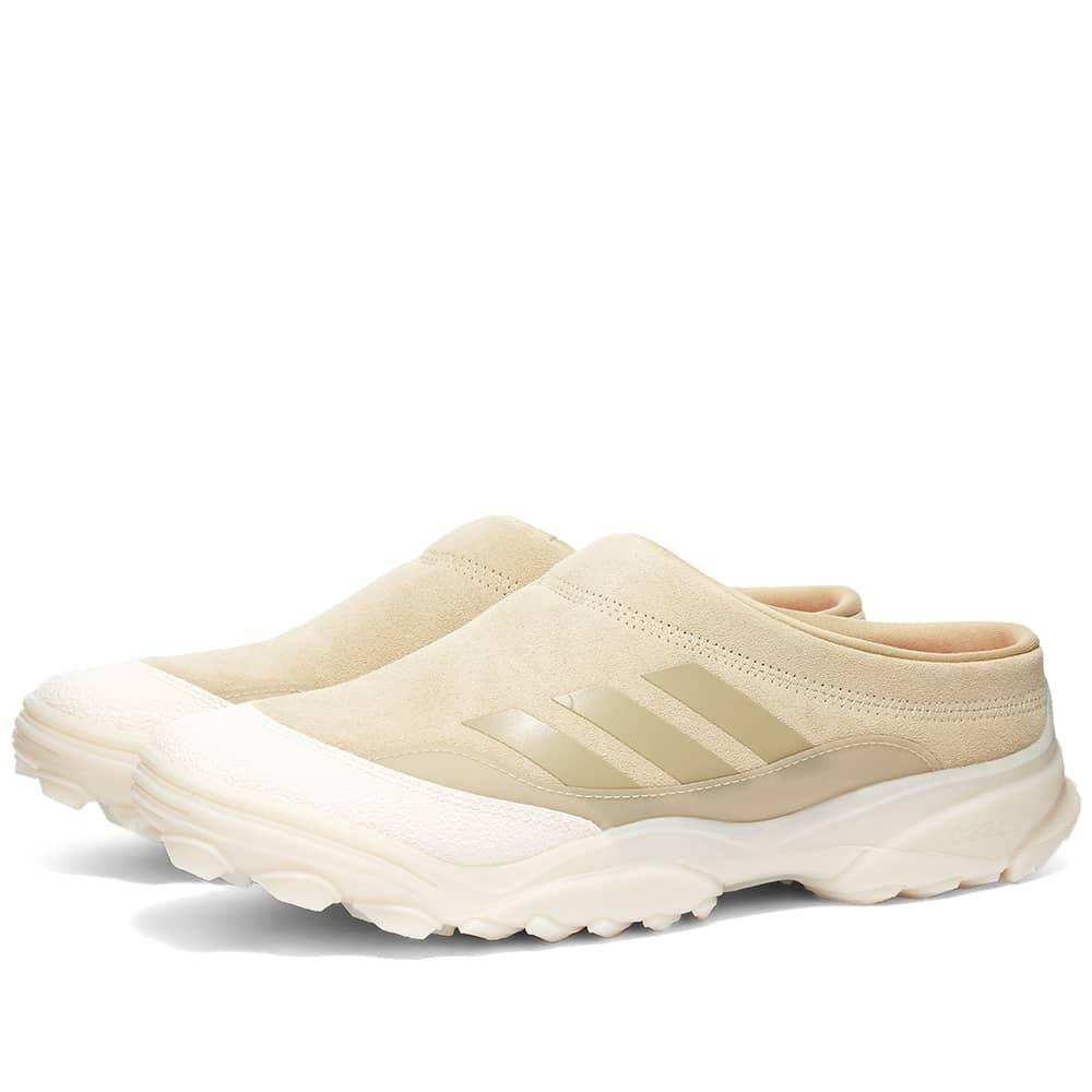 Adidas x 032c Mule - Savanna & Chalk White