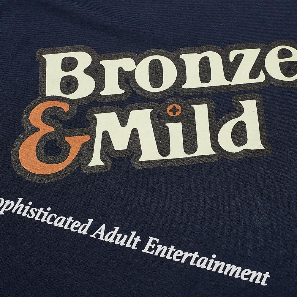 Bronze 56k Bronze & Mild Tee - Navy