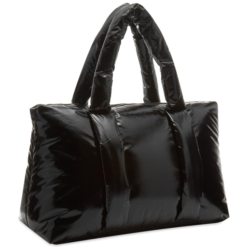 Acne Studios Aslan Face Tote Bag - Black