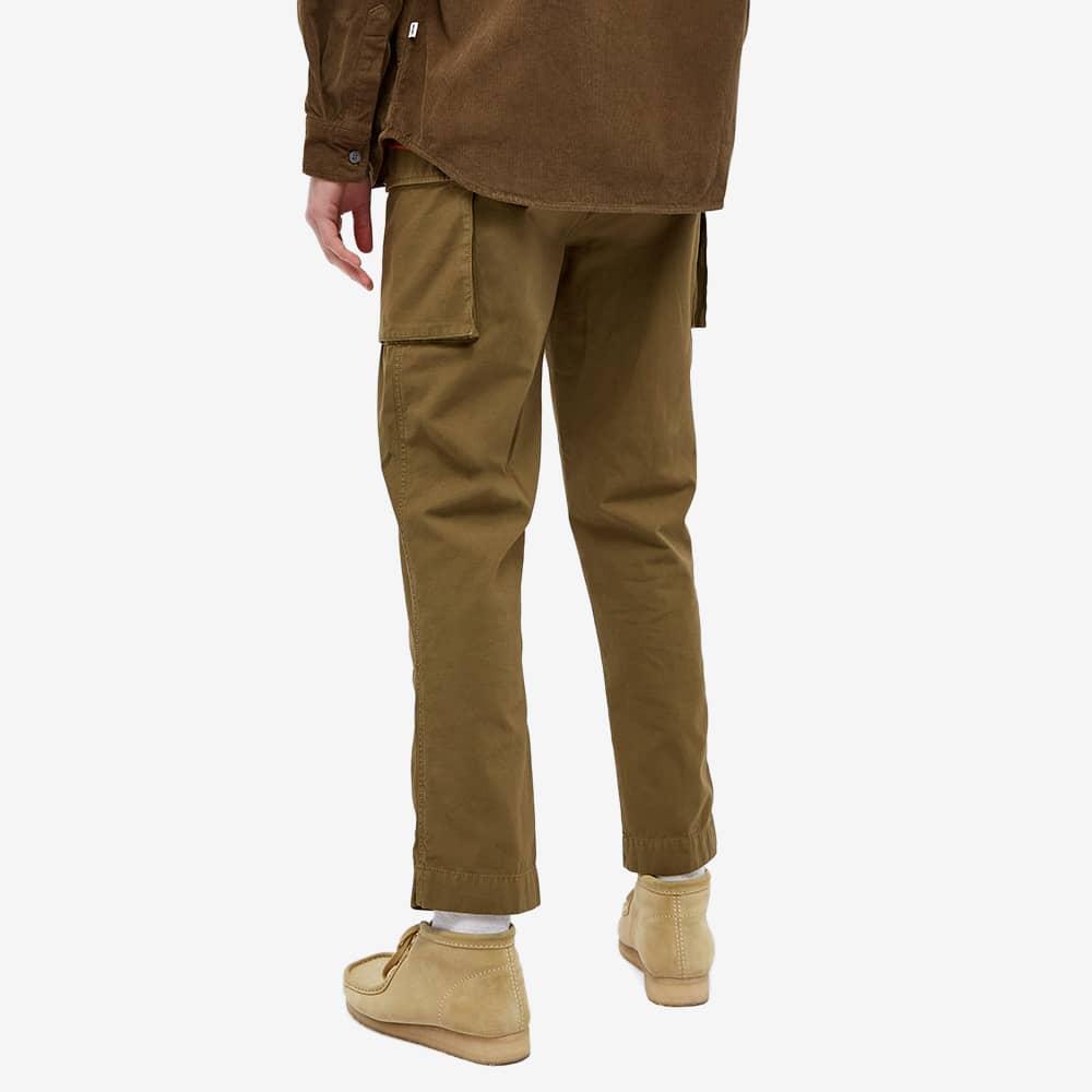 Officine Générale Maxence Cargo Pant - Green Army