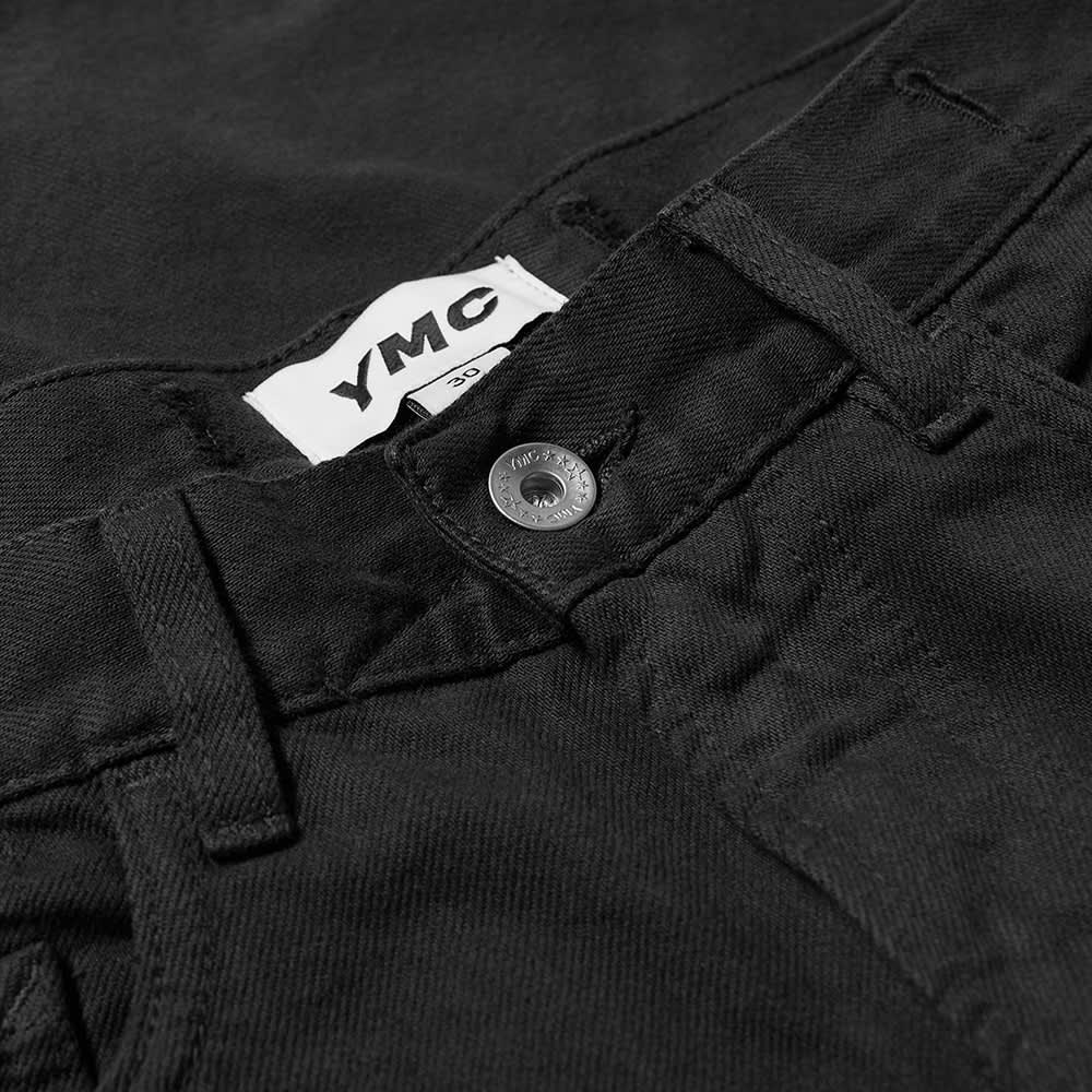YMC Tearaway Jean - Black