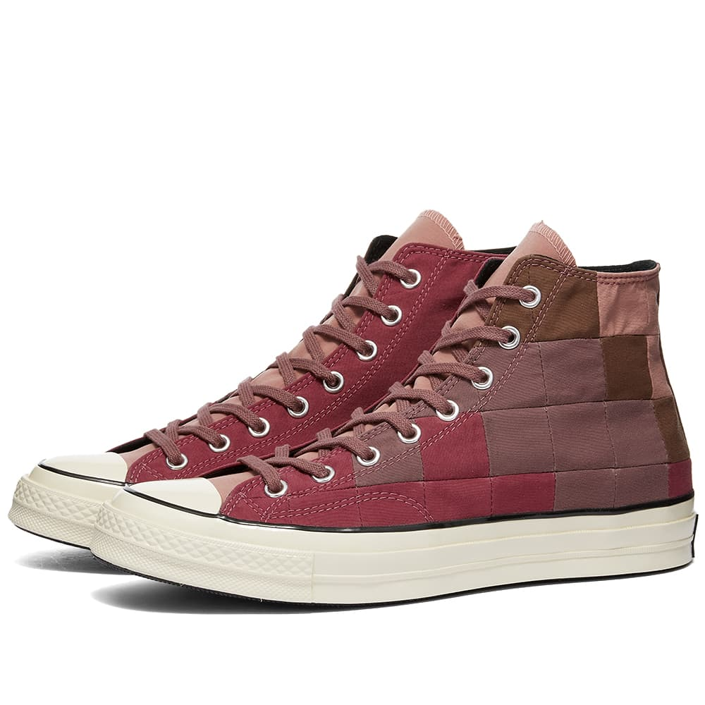 Converse Chuck Taylor Hi Natural Dye - Grape - Rose