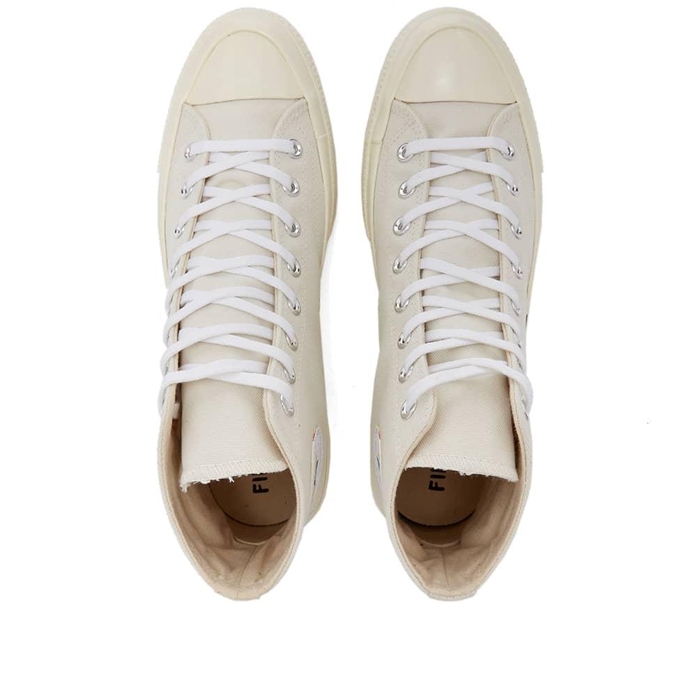 Converse Chuck Taylor 70 Hi Pride - Egret, Multi & White