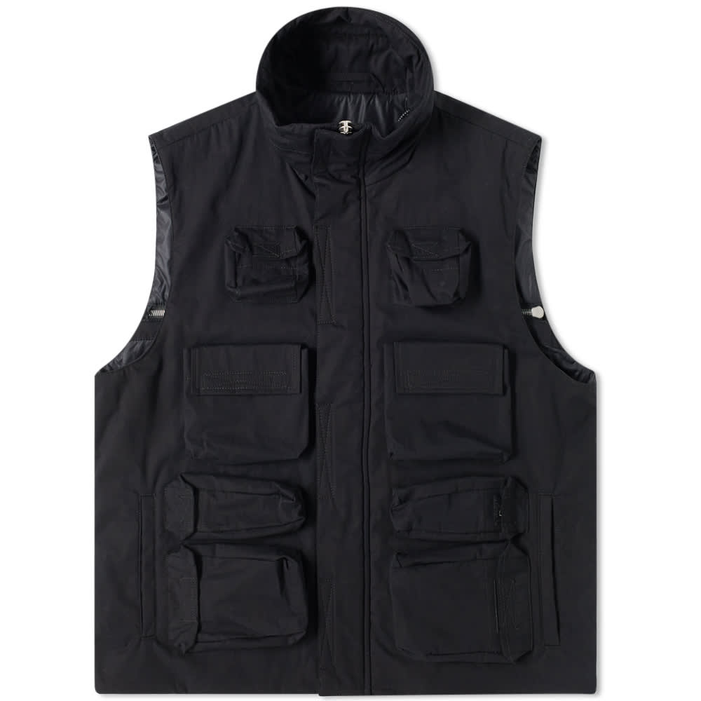 Unravel Project Multi Pocket Tech Vest