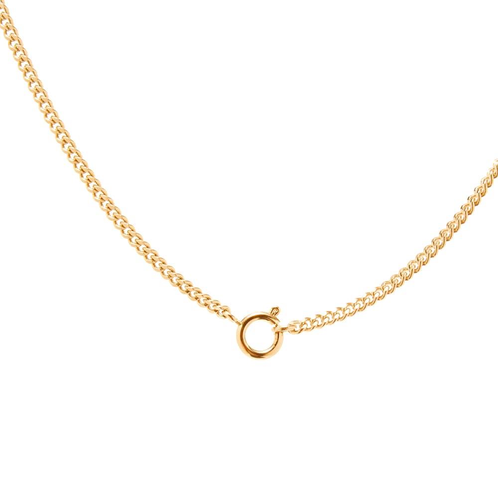VETEMENTS Powder Necklace - Gold