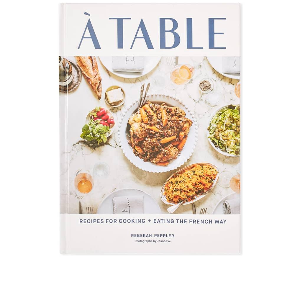 A Table - Rebekah Peppler & Joann Pai