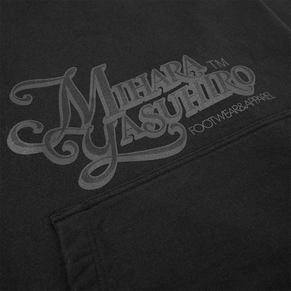 Maison MIHARA YASUHIRO War Is Over Hoody - Black