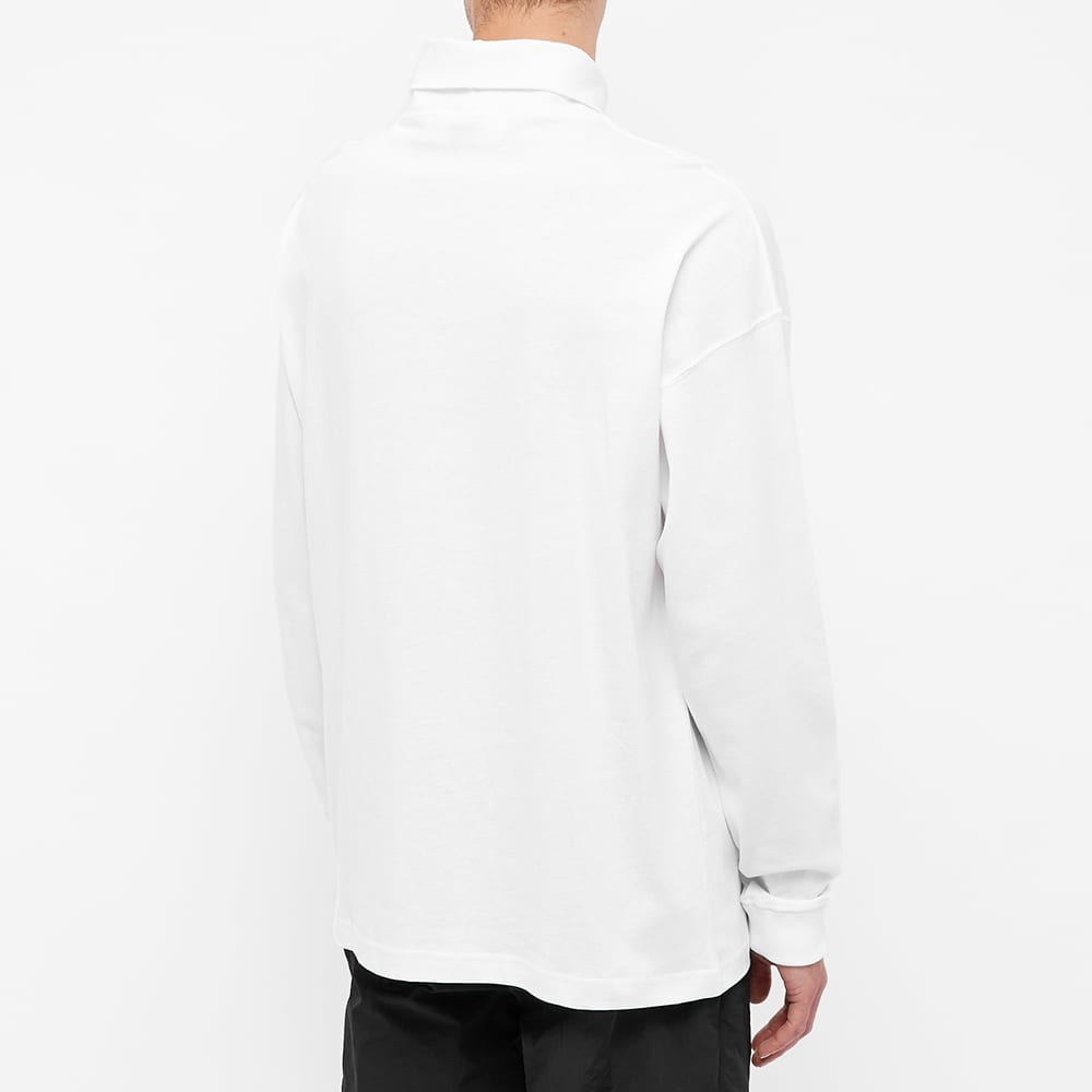 1017 ALYX 9SM Visual Roll Neck - White