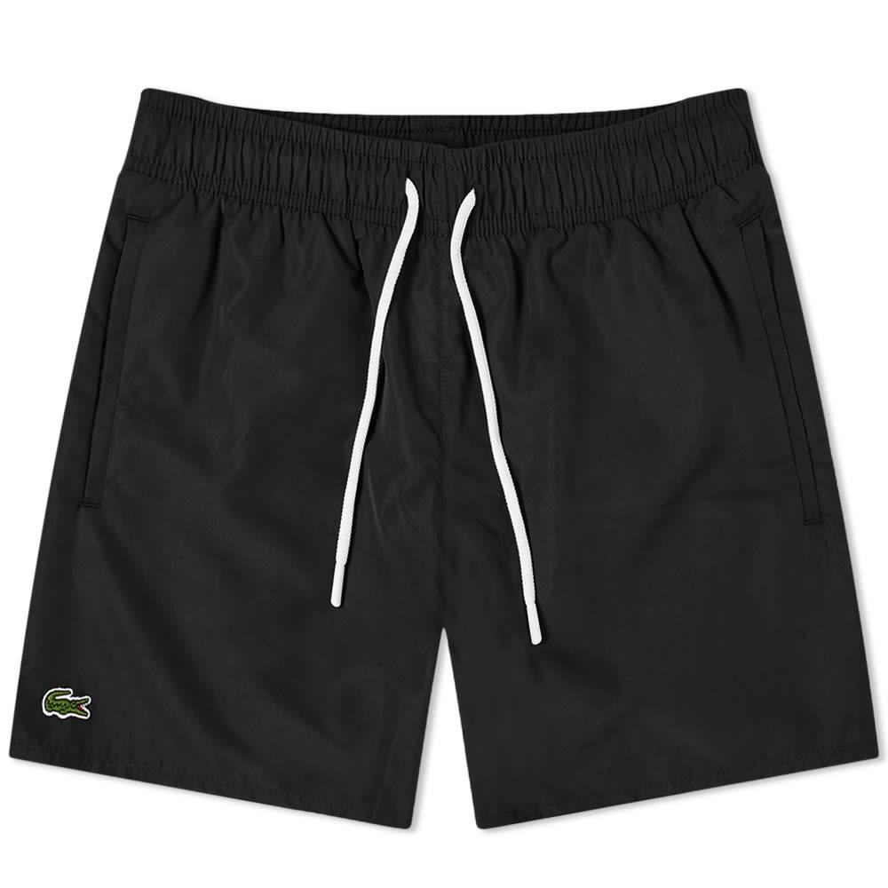 Lacoste Classic Swim Short - Black