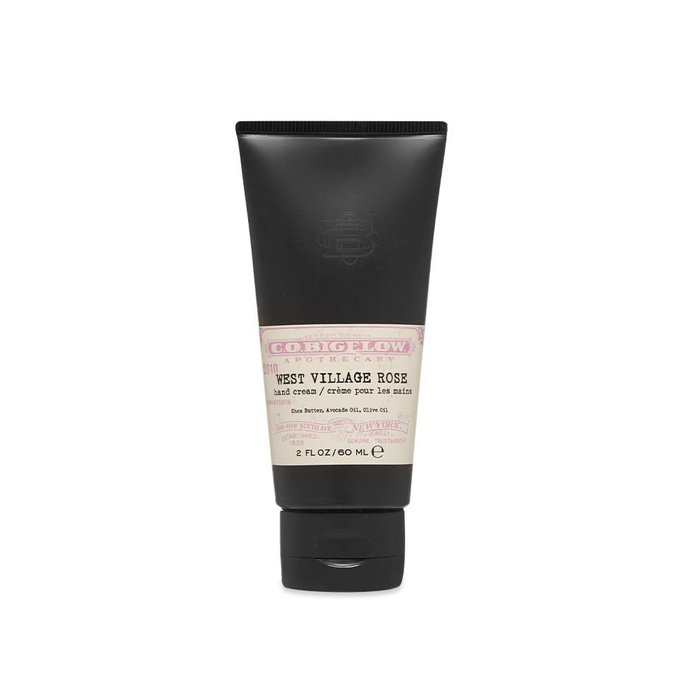 CO Bigelow West Village Rose Hand Cream - 60ml