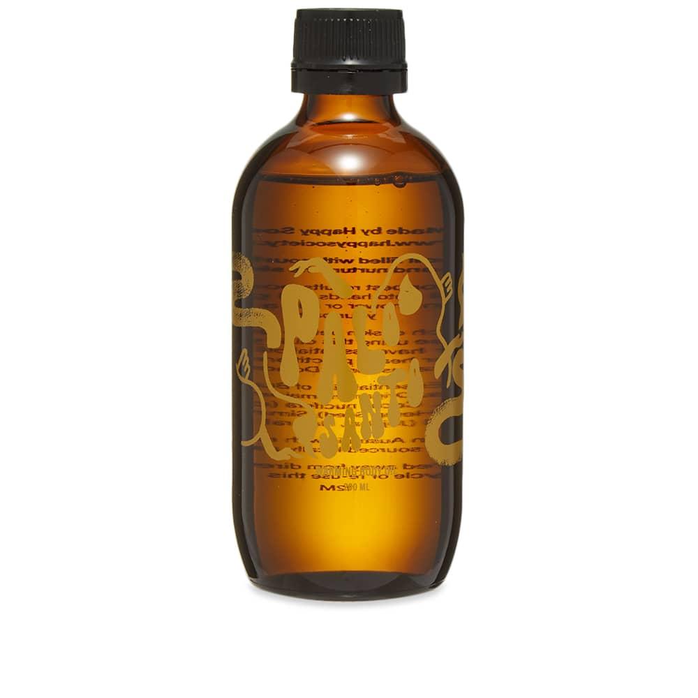 Happy Society Palo Santo Warming Body Oil - 200Ml