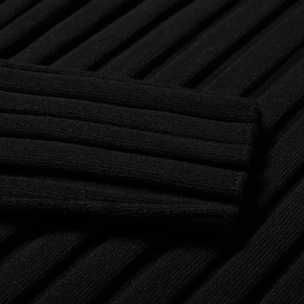 1017 ALYX 9SM Rib Knit Hoody - Black