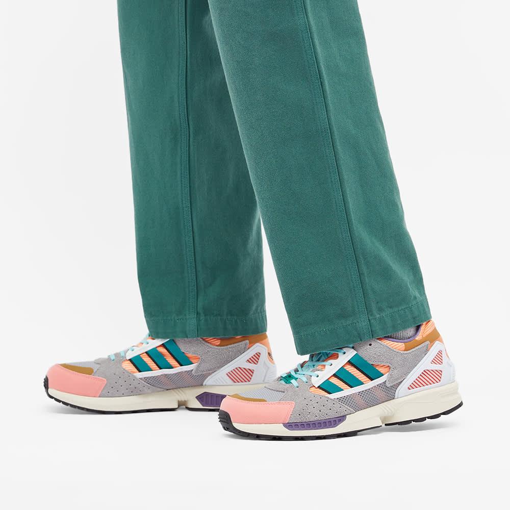 Adidas x Candyverse ZX 10/8 - Mesa, EQT Green & Core Black