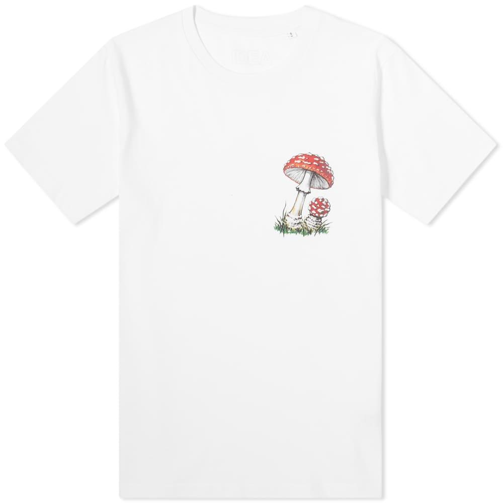 IDEA Shrooms Tee - White