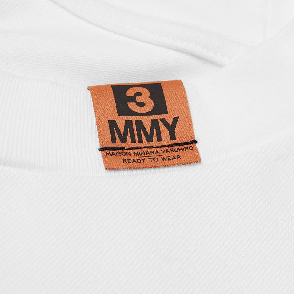 Maison MIHARA YASUHIRO Logo Tee - White