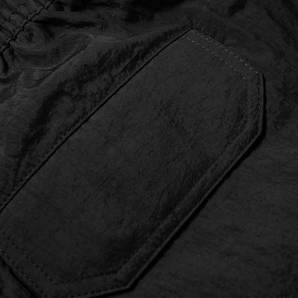 Brownstone Nylon Water Resistant Shorts - Pitch Black