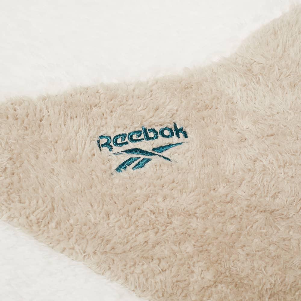 Reebok Classic Vector Sherpa Jacket - Modern Beige