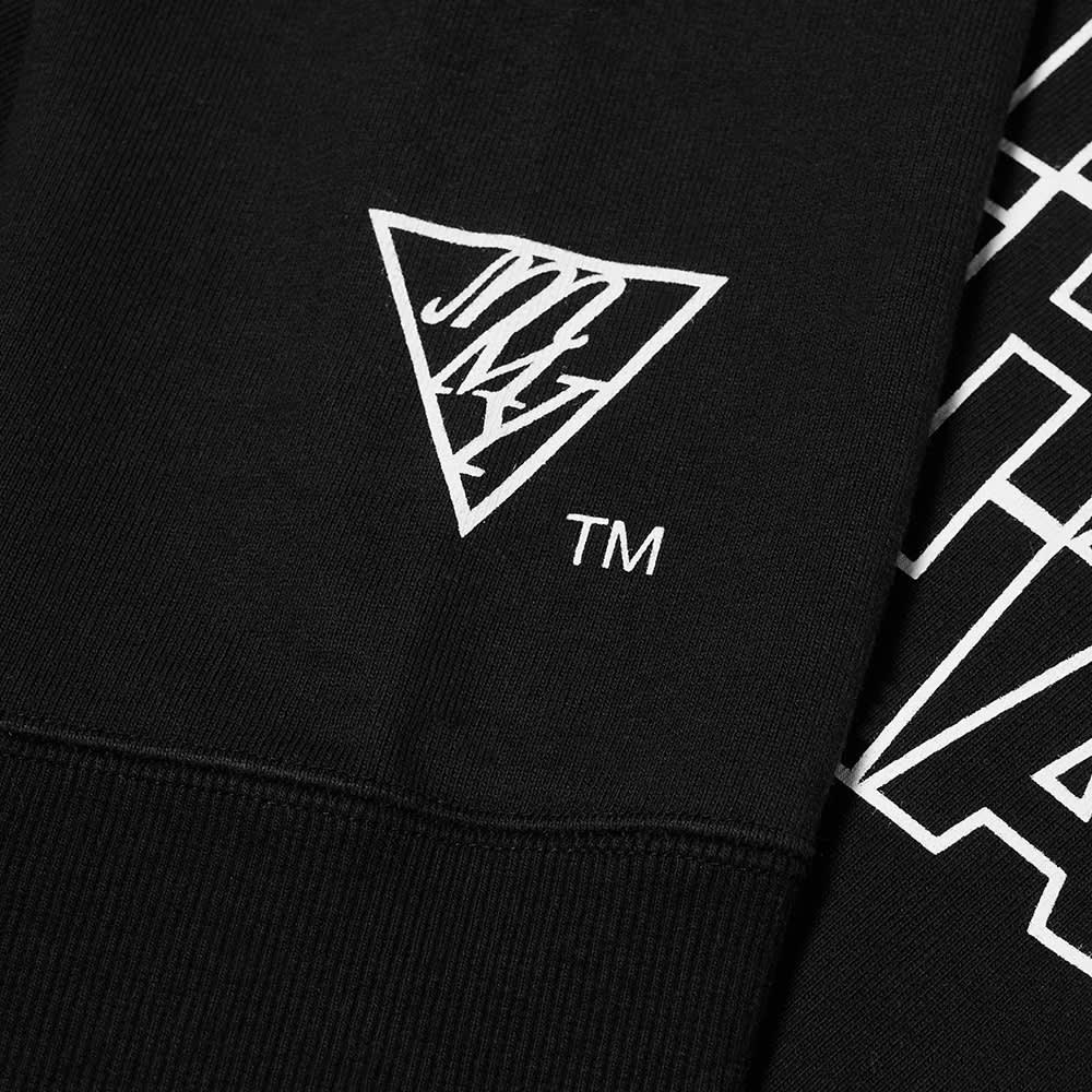 Maison MIHARA YASUHIRO Logo Crew Sweat - Black