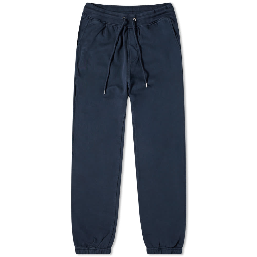 Colorful Standard Classic Organic Sweat Pant - Navy Blue