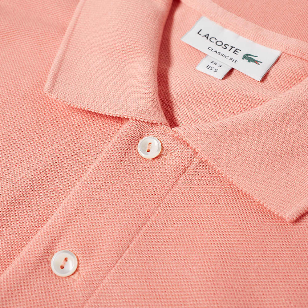 Lacoste Classic L12.12 Polo - Elf Pink