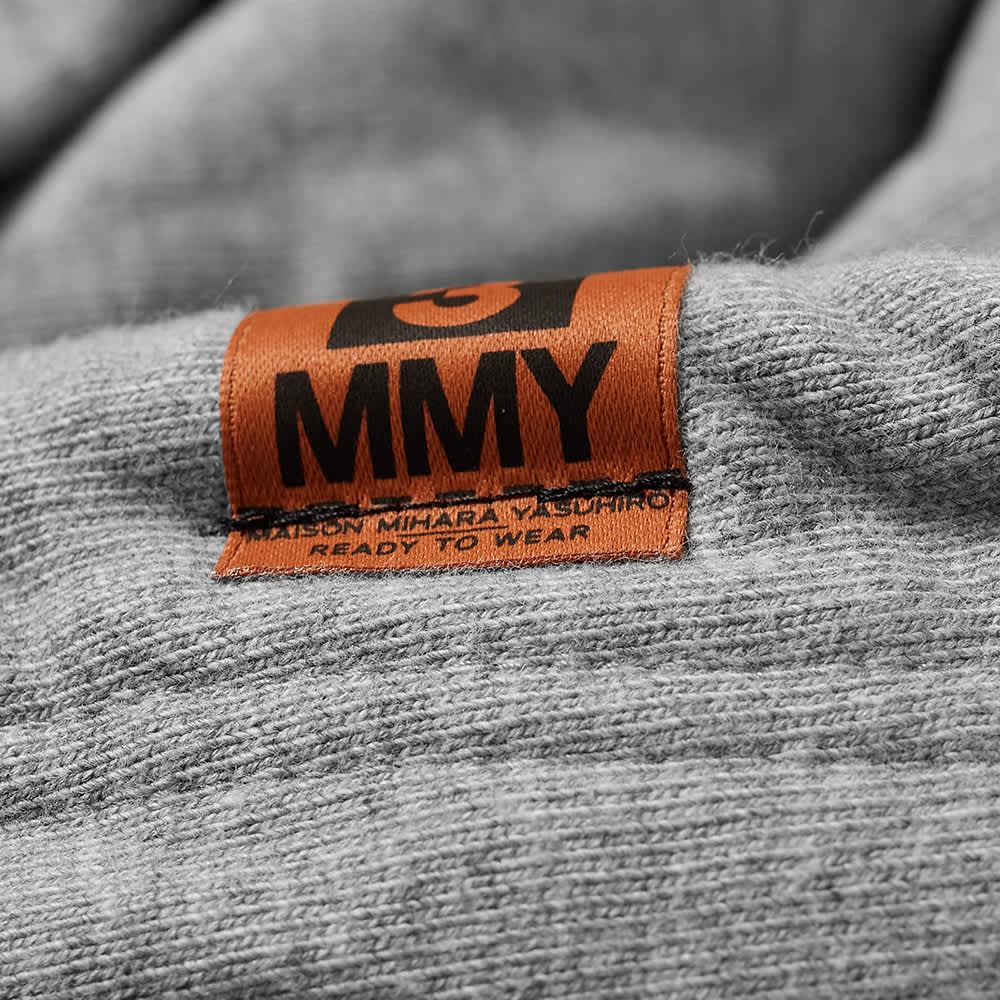 Maison MIHARA YASUHIRO War Is Over Hoody - Grey