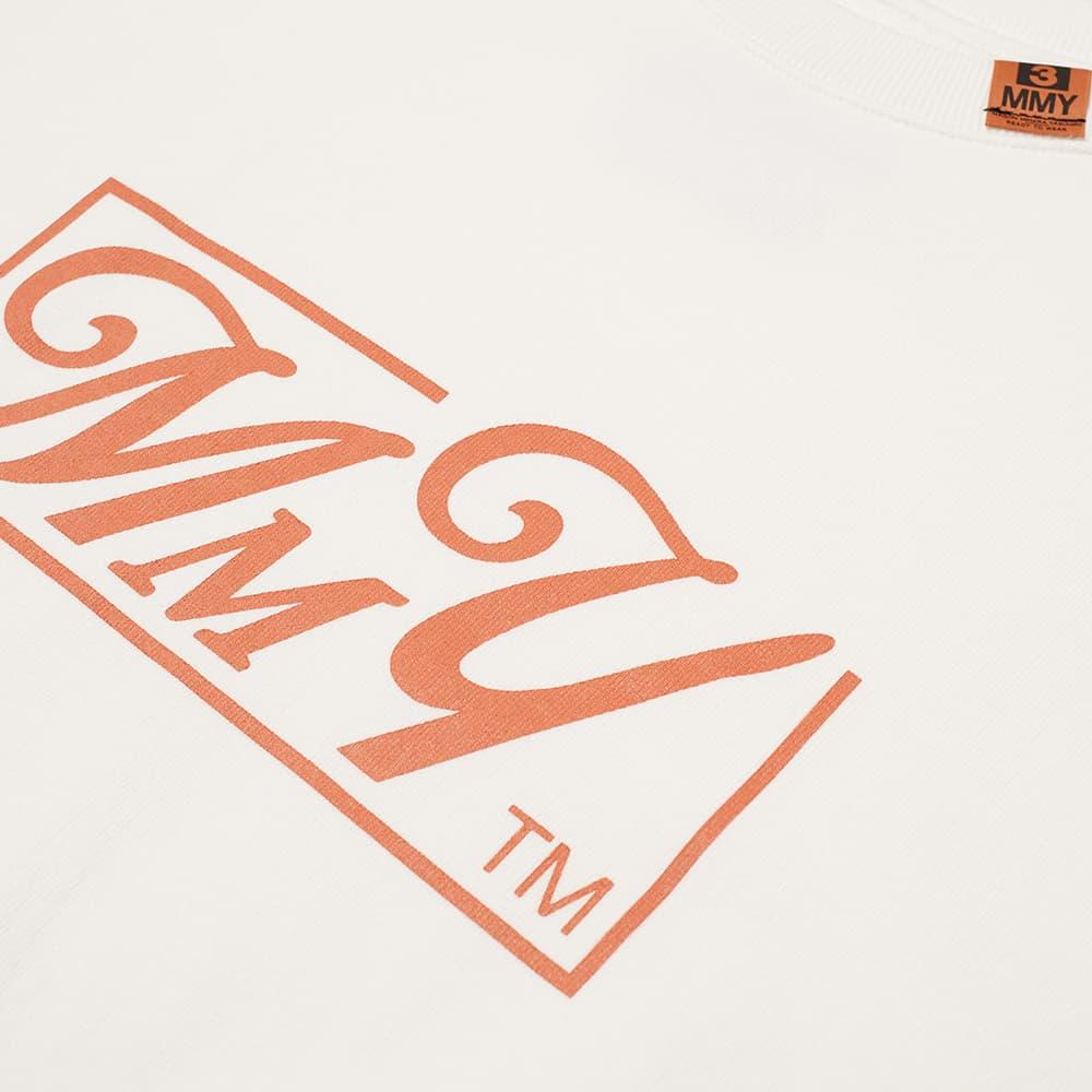 Maison MIHARA YASUHIRO Logo Crew Sweat - White