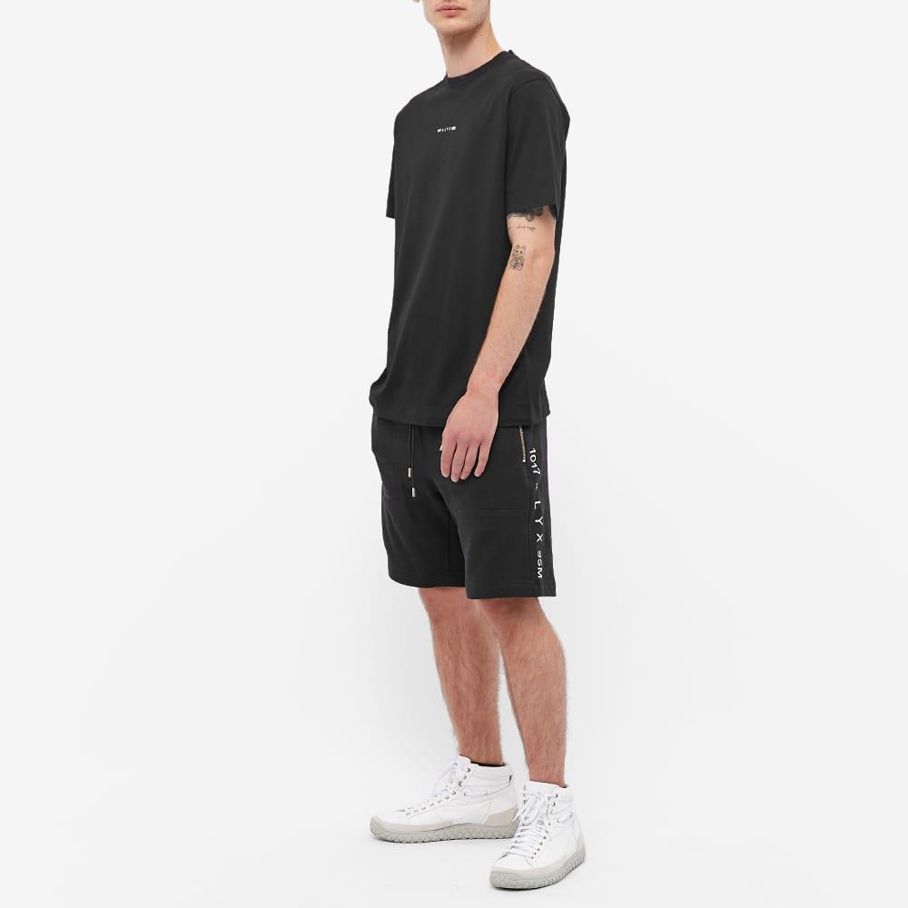 1017 ALYX 9SM Visual Sweat Short - Black
