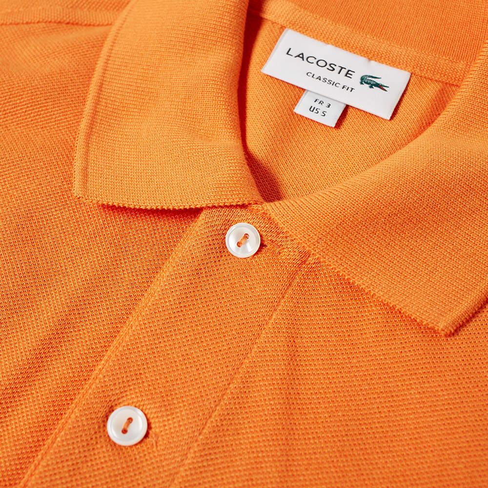 Lacoste Classic L12.12 Polo - Tango