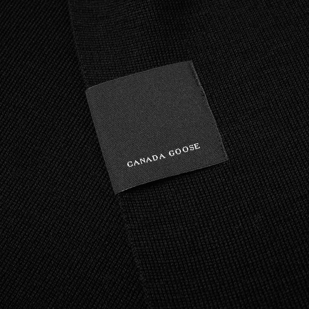 Canada Goose Classic Merino Scarf - Black