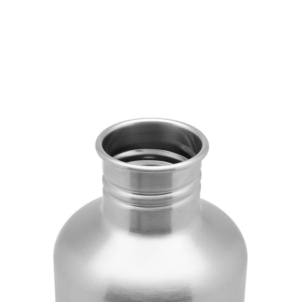 Klean Kanteen Classic Single Wall Loop Bottle - Brushed Stainless 1182ml