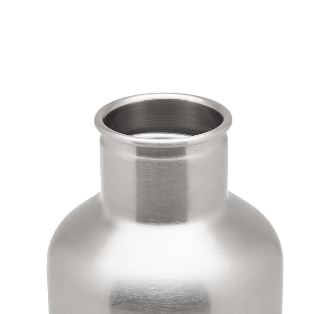 Klean Kanteen Vacuum Insulated Loop Bottle - Brushed Stainless 946ml