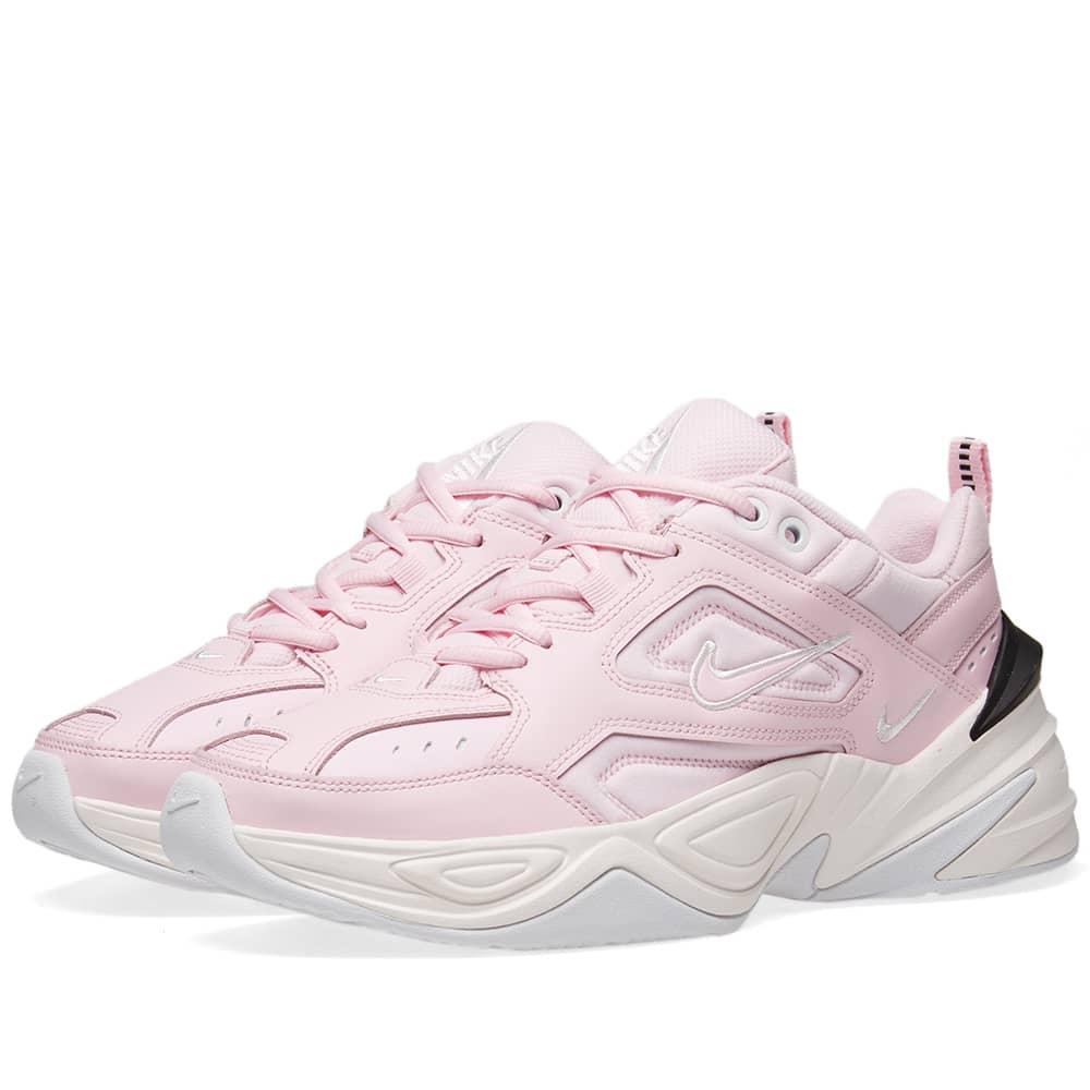 Nike M2K Tekno W Pink, Black, Phantom