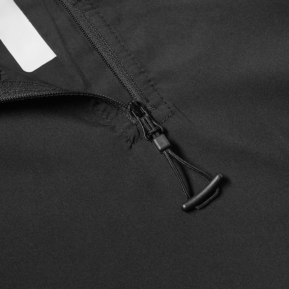 Soulland Marlon Half Zip Jacket - Black