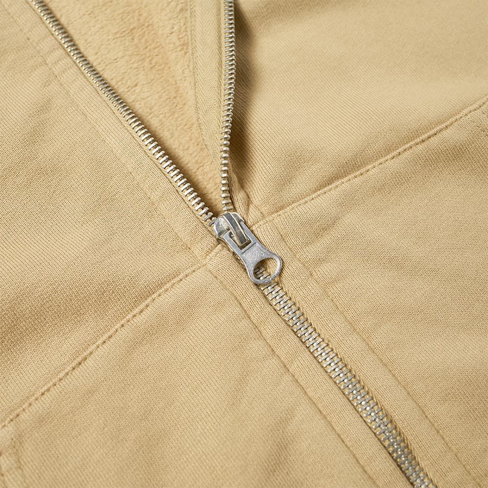 Colorful Standard Classic Organic Zip Hoody - Desert Khaki