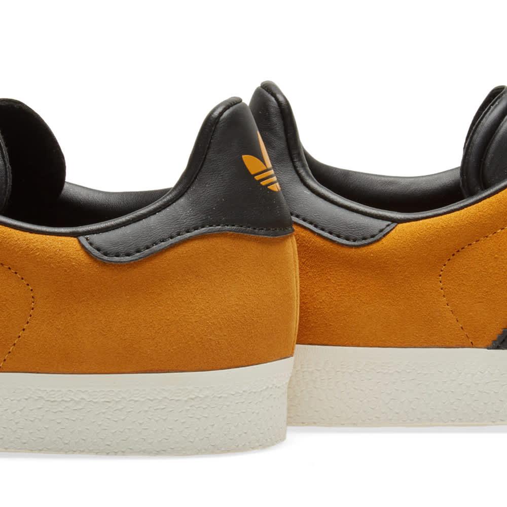 Adidas Gazelle Tactile Yellow \u0026 Core