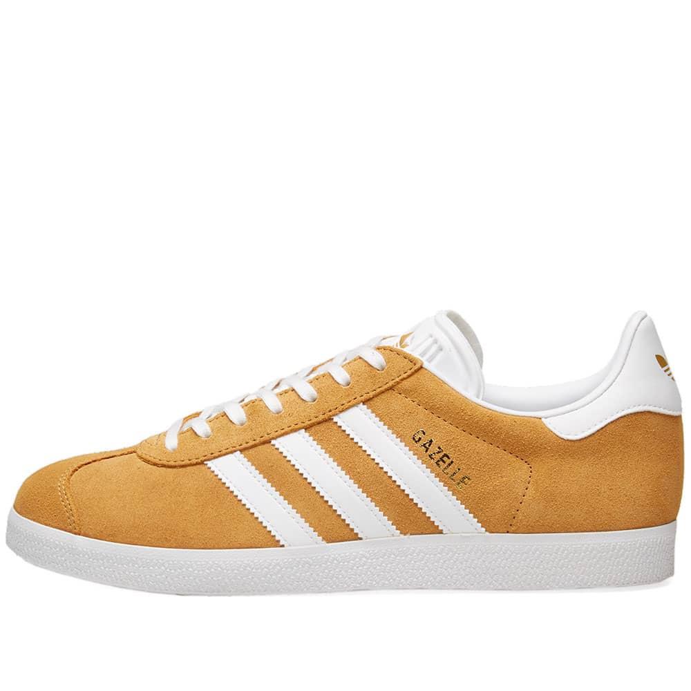 Adidas Gazelle Mesa \u0026 White | END.