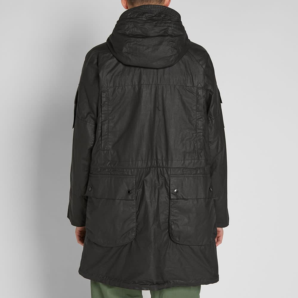 Barbour x Engineered Garments Zip Parka - Black