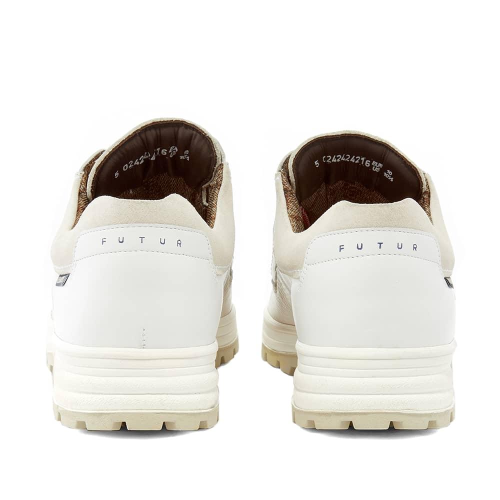 Futur x Mephisto Barracuda Gore Tex Sneaker - Ecru
