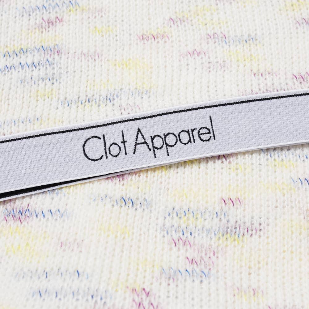 CLOT Basic Popover Hoody - White