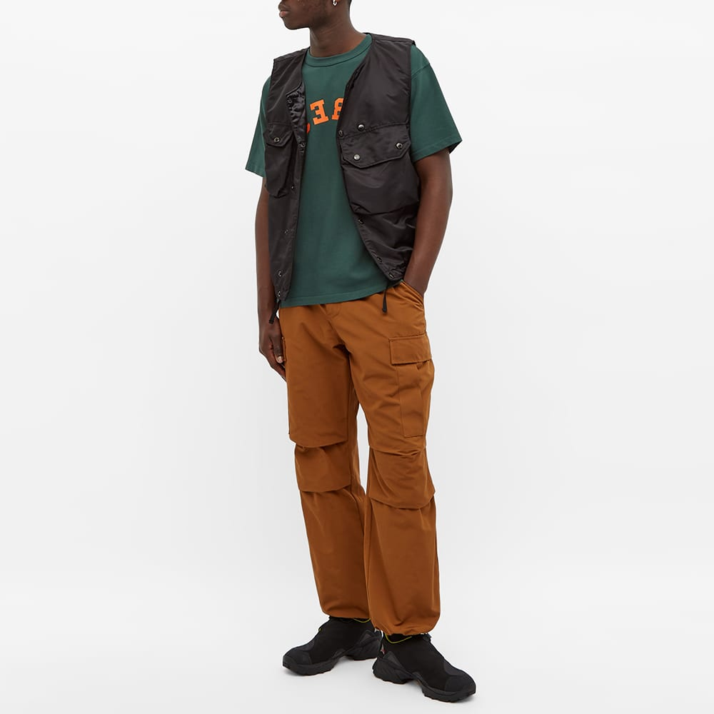 Reese Cooper Forest Collegiate Tee - Forest Green